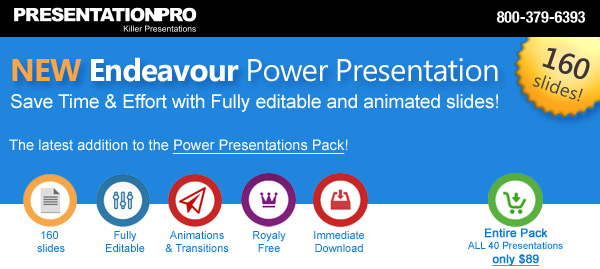 Power Presentations for PowerPoint from PresentationPro
