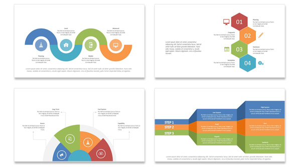 Powerpoint infographics free download