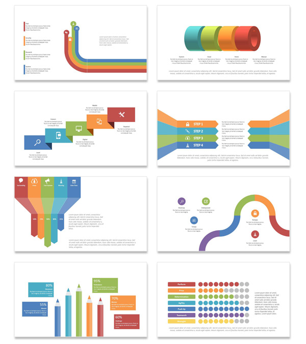 vivid infographics for PowerPoint