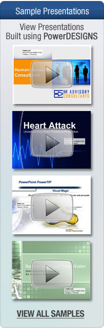 presentationpro.com sample powerpoint presentations from PowerDesigns