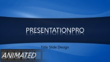 Download animated blue streaks widescreen PowerPoint Widescreen Template and other software plugins for Microsoft PowerPoint