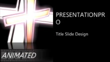Animated Religious 166 Widescreen PPT PowerPoint Animated Template Background