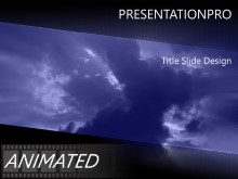Download sky Animated PowerPoint Template and other software plugins for Microsoft PowerPoint
