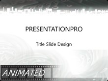Download cityscape Animated PowerPoint Template and other software plugins for Microsoft PowerPoint
