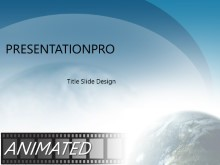 Download clouds Animated PowerPoint Template and other software plugins for Microsoft PowerPoint