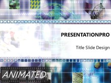 Download techie Animated PowerPoint Template and other software plugins for Microsoft PowerPoint