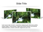 Photo Squares 3 b PPT PowerPoint presentation slide layout