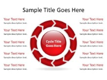 Download chrevoncycle a 10red clockwise PowerPoint Slide and other software plugins for Microsoft PowerPoint