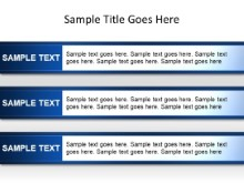 TableBar Blue 3 PPT PowerPoint presentation slide layout