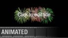 keynote animation fireworks special effect powerpoint presentation