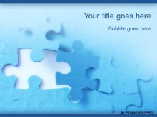 Download jigsaw puzzle piece PowerPoint Template and other software plugins for Microsoft PowerPoint