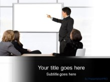 Download meeting time PowerPoint Template and other software plugins for Microsoft PowerPoint