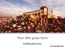 Download landfill PowerPoint Template and other software plugins for Microsoft PowerPoint