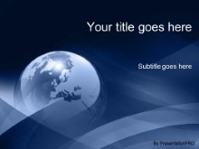 Download europe abstract blue2 PowerPoint Template and other software plugins for Microsoft PowerPoint