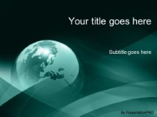 Download europe abstract teal PowerPoint Template and other software plugins for Microsoft PowerPoint