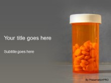 Download prescription bottle PowerPoint Template and other software plugins for Microsoft PowerPoint