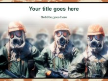 Download chem war PowerPoint Template and other software plugins for Microsoft PowerPoint