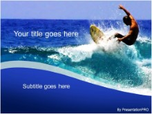Download surfer dude PowerPoint Template and other software plugins for Microsoft PowerPoint