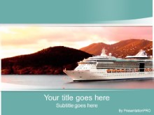 Download cruise PowerPoint Template and other software plugins for Microsoft PowerPoint