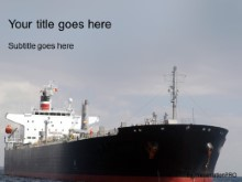 Download oil tanker PowerPoint Template and other software plugins for Microsoft PowerPoint