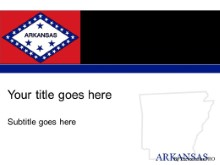 Download arkansas PowerPoint Template and other software plugins for Microsoft PowerPoint