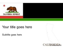 Download california PowerPoint Template and other software plugins for Microsoft PowerPoint