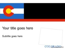 Download colorado PowerPoint Template and other software plugins for Microsoft PowerPoint