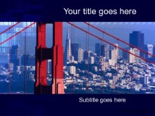 Download sanfran PowerPoint Template and other software plugins for Microsoft PowerPoint