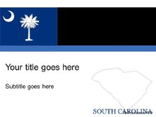 Download south carolina PowerPoint Template and other software plugins for Microsoft PowerPoint