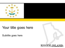 Download rhode island PowerPoint Template and other software plugins for Microsoft PowerPoint