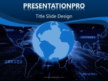 Download global globe PowerPoint 2007 Template and other software plugins for Microsoft PowerPoint