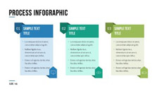 Itemized Presentation PowerPoint Infographic