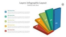 Lists Presentation PowerPoint Infographic