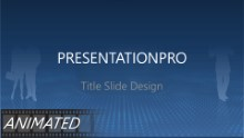 Animated World Business Widescreen PPT PowerPoint Animated Template Background