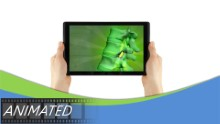 Animated Medical 0175 Widescreen PPT PowerPoint Animated Template Background