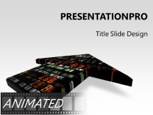 Download animated stock arrow Animated PowerPoint Template and other software plugins for Microsoft PowerPoint