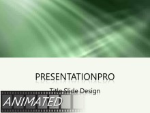 Download animation in motion green Animated PowerPoint Template and other software plugins for Microsoft PowerPoint