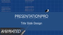 PROFIT INCREASE Widescreen PPT PowerPoint Animated Template Background