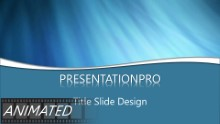 ABSTRACT 0028 Widescreen PPT PowerPoint Animated Template Background