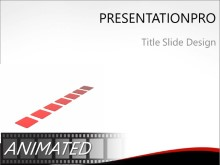 Animated Data Up Up Up PPT PowerPoint Animated Template Background