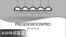 Gaining Momentum Widescreen PPT PowerPoint Animated Template Background