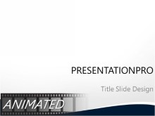 Animated TEAM In Motion 2 PPT PowerPoint Animated Template Background