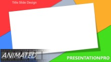 Thought Process Widescreen PPT PowerPoint Animated Template Background