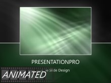 Animated Crossing Heavy Frame Dark PPT PowerPoint Animated Template Background