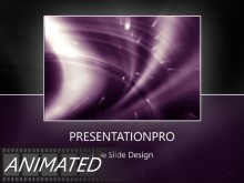 Animated Dense Light Frame Light PPT PowerPoint Animated Template Background