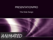 Animated Dense Light Horizontal Light PPT PowerPoint Animated Template Background