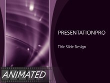 Animated Dense Light Vertical Dark PPT PowerPoint Animated Template Background
