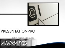 Animated Internet Browser 2 PPT PowerPoint Animated Template Background