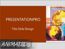 Download global09 Animated PowerPoint Template and other software plugins for Microsoft PowerPoint