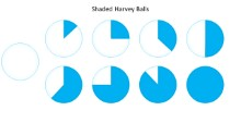 Harvey Balls Shaded